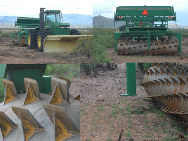 Lawson aerator/seeder